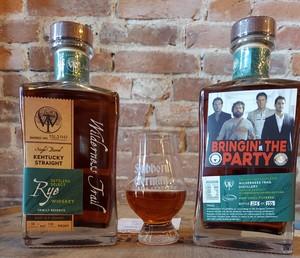 Wilderness Trail Rye-Our Barrel Pick 750ml Bottle